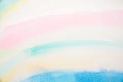 Textura da aguarela Imagem de Stock