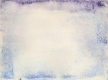 Textura da aquarela. Fotos de Stock Royalty Free