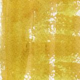Textura da aquarela de uma cor alaranjada, marrom transparente Ilustração Fundo abstrato da aquarela, pontos, borrão, esticando,  Foto de Stock Royalty Free