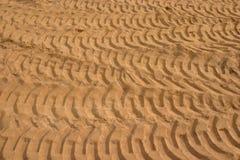 Textura da areia Imagem de Stock