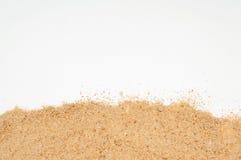 Textura da areia Foto de Stock