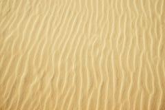 Textura da areia Fotos de Stock