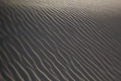 Textura da areia para o fundo Teste padrão da areia Imagem de Stock Royalty Free