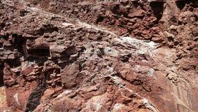 A textura da argila Foto de Stock