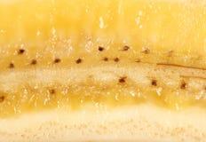 Textura da banana Foto de Stock Royalty Free