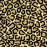 Textura da cópia do leopardo Fotografia de Stock