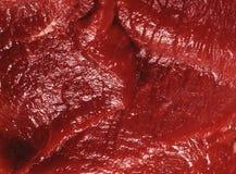 textura da carne imagens de stock