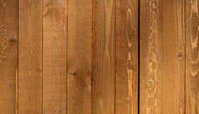 Textura da cerca de madeira Foto de Stock Royalty Free
