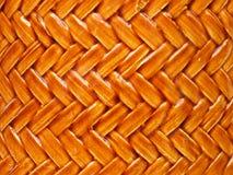 Textura da cesta Fotos de Stock