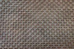 Textura da cesta de Stell Fotografia de Stock