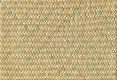 Textura da cesta de vime Imagem de Stock Royalty Free