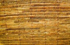 Textura da cesta de vime Imagens de Stock