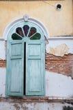 Textura da construção velha Fotografia de Stock Royalty Free