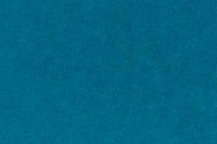 Textura da cor azul uma folha de papel escovada para b vazio e puro Fotos de Stock Royalty Free