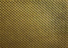Textura da cor do ouro para o fundo Fotografia de Stock
