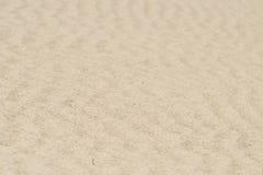 Textura da duna de areia Fotografia de Stock