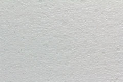 Textura da espuma de poliestireno Foto de Stock Royalty Free