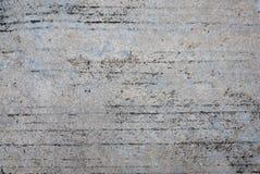Textura da estrada concreta Fotos de Stock