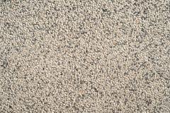 Textura da estrada concreta Do asfalto escuro da textura das rochas pequenas fundo concreto do teste padr?o imagem de stock royalty free