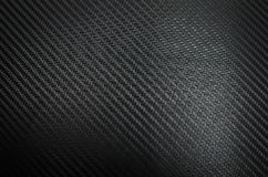 Textura da fibra do carbono Foto de Stock