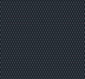 Textura da fibra do carbono do vetor Imagens de Stock