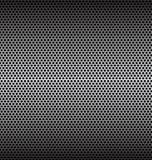 Textura da fibra do carbono Textura sem emenda do luxo do vetor tecnologia ilustração stock