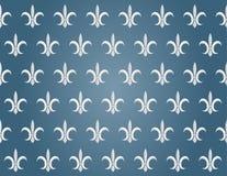 Textura da flor de lis ilustração do vetor