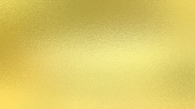 Textura da folha de ouro Imagens de Stock Royalty Free