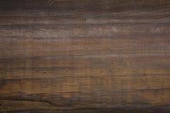 Textura da folhosa e fundo escuros da grão da madeira Imagem de Stock