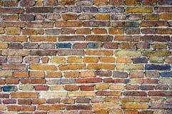 Textura da formiga do fundo da parede de tijolo foto de stock