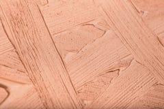 Textura da fundação líquida imagem de stock