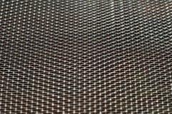A textura da grade do metal Imagens de Stock Royalty Free
