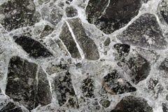 Textura da laje da rocha Fotografia de Stock Royalty Free