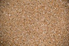 Textura da lavagem da areia Imagens de Stock