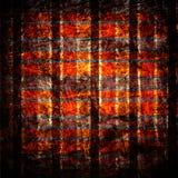 Textura da lona da tela de Grunge Fotos de Stock Royalty Free