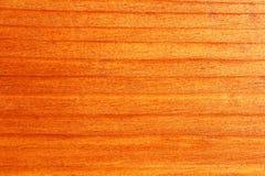 Textura da madeira compensada com o teste padrão natural Fotos de Stock