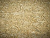 Textura da madeira compensada de Brown Foto de Stock Royalty Free