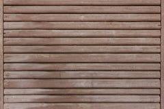 Textura da madeira de Brown Fotografia de Stock