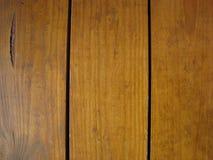 Textura da madeira de Brown Imagens de Stock Royalty Free