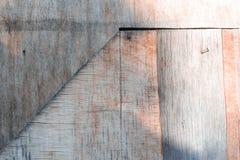 Textura da madeira de Brown Fundo abstrato, molde vazio Imagem de Stock Royalty Free