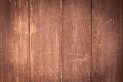 Textura da madeira de Brown Fundo abstrato, molde vazio Fotografia de Stock Royalty Free