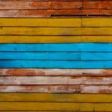 Textura da madeira de Grunge Foto de Stock Royalty Free