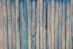 A textura da madeira de uma cerca velha imagens de stock royalty free