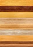 Textura da madeira do vetor ilustração stock