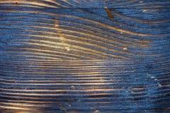 Textura da madeira fogo-tratada imagens de stock