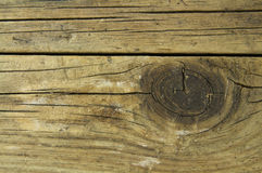Textura da madeira velha Fotos de Stock