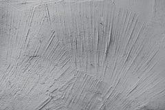 Textura da massa de vidraceiro branca na parede foto de stock