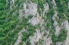 Textura da montanha Fotografia de Stock Royalty Free