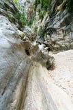 Textura da montanha, rochas Imagem de Stock