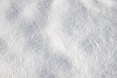 Textura da neve Imagens de Stock